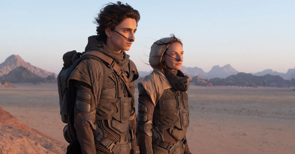 """Jest pierwszy zwiastun filmu """"Diuna"""" w reżyserii Denisa Villeneuve'a"""