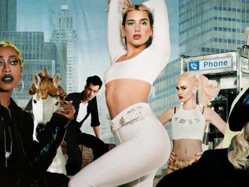 """""""Club Future Nostalgia"""" – nowy album Dua Lipy już jest"""