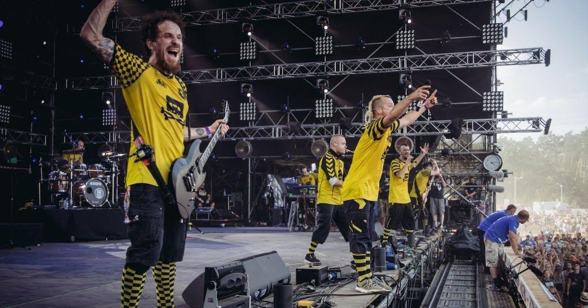Dubioza kolektiv na Pol'and'Rock Festival 2021