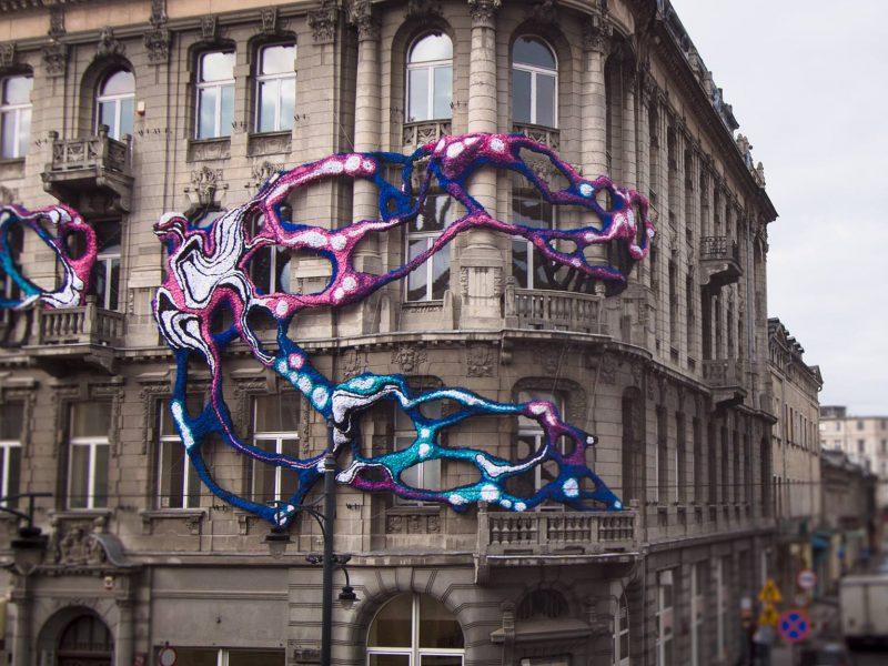 Łódzkie murale wyróżnione wśród najlepszych na świecie
