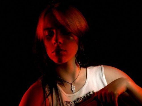 """Billie Eilish prezentuje nowy singiel – """"Therefore I Am"""""""