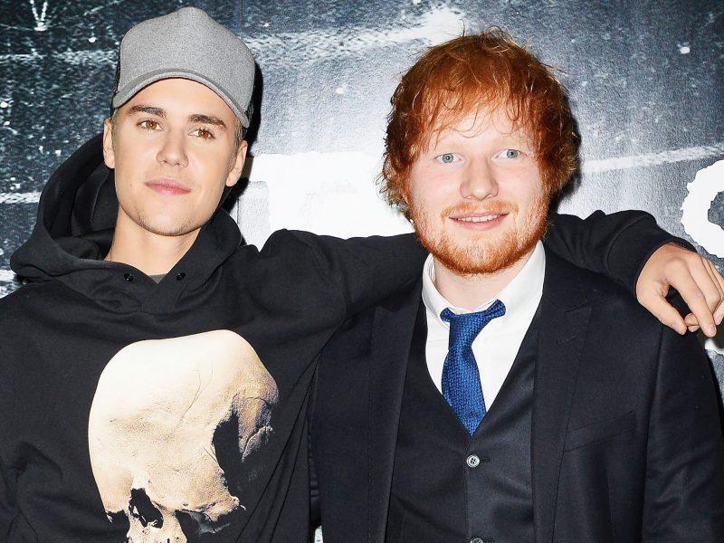 Justin Bieber we wspólnym utworze z Edem Sheeranem