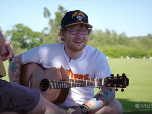 "Ed Sheeran został bohaterem filmu ""Songwriter"". Premiera dokumentu już w sierpniu!"