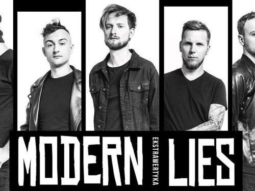 """Modern Lies prezentują nowy teledysk do singla """"Za Mało"""""""