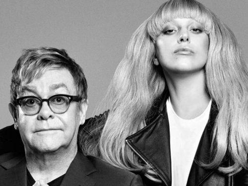 Lady Gaga śpiewa klasyk Eltona Johna!