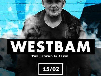 Westbam – The Legend Is Alive / X-Demon Poznań