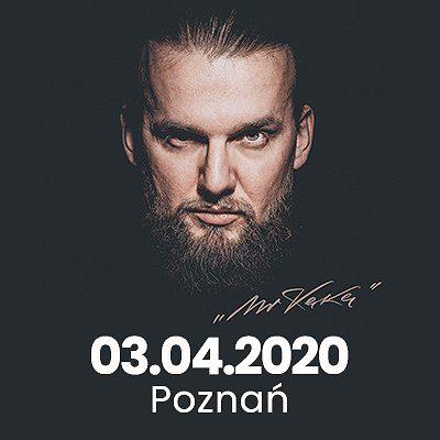 KęKę – Mr. KęKę – Poznań [zmiana daty]