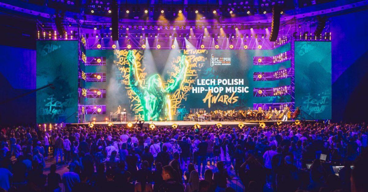 Lech Polish Hip-Hop Music Awards – do kogo trafiły statuetki i co sprawiło, że pierwsza gala była tak niezwykła