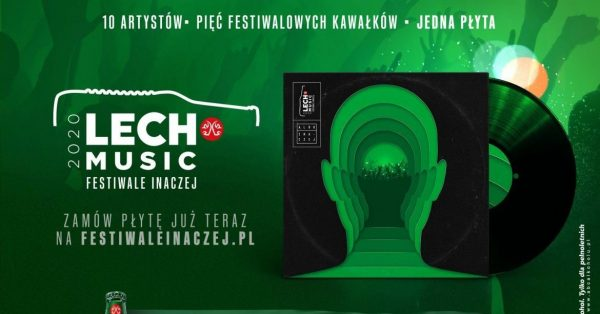 Lech Music łączy siły z Alkopoligamią i tworzą Festiwale Inaczej