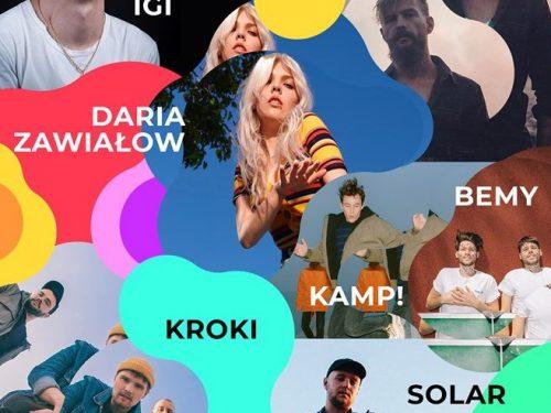 Przedstawiciele Kayaxu na Fest Festival 2019