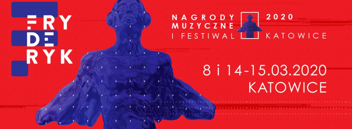 Znamy pierwszych artystów, którzy wystąpią podczas Fryderyk Festiwal 2020