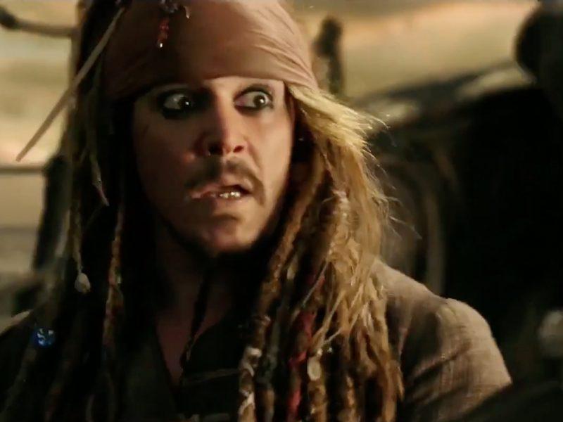 """""""Piraci z Karaibów"""" bez Johnny'ego Deppa? Takie są plany Disneya!"""