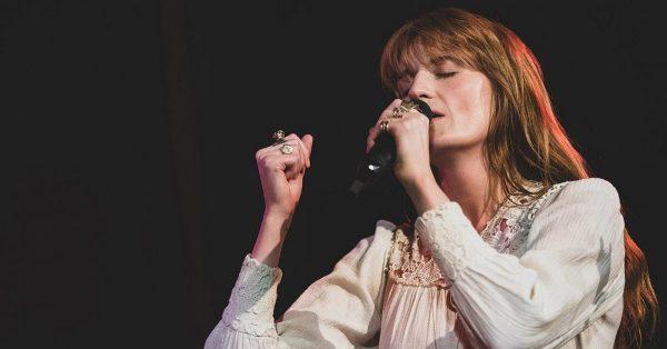 """Florence Welch napisała muzykę do nowego musicalu """"Wielki Gatsby"""""""