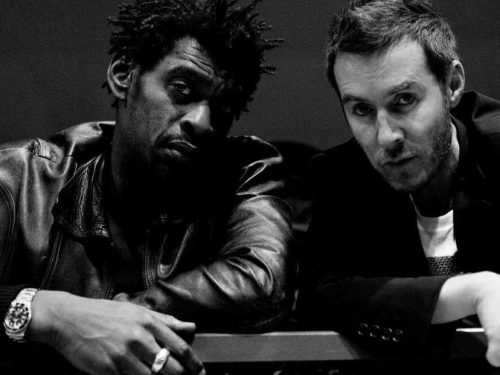 """Massive Attack prezentują nową, zaangażowaną społecznie EPkę """"Eutopia"""""""