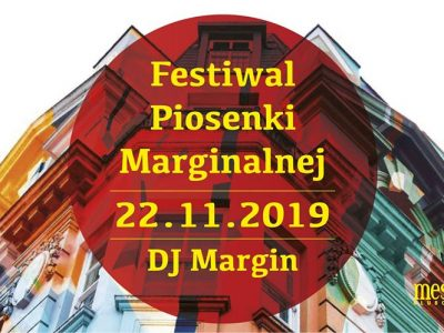 Festiwal Piosenki Marginalnej – Dj Margin