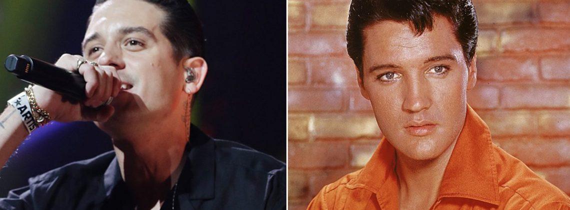G-Eazy jako Elvis Presley w filmie biograficznym o Królu Rock'and'Rolla?