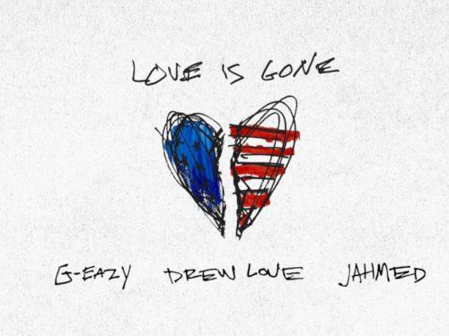 """G-Eazy udostępnia nową wersję utworu """"Love Is Gone"""", inspirowaną protestami Black Lives Matter"""