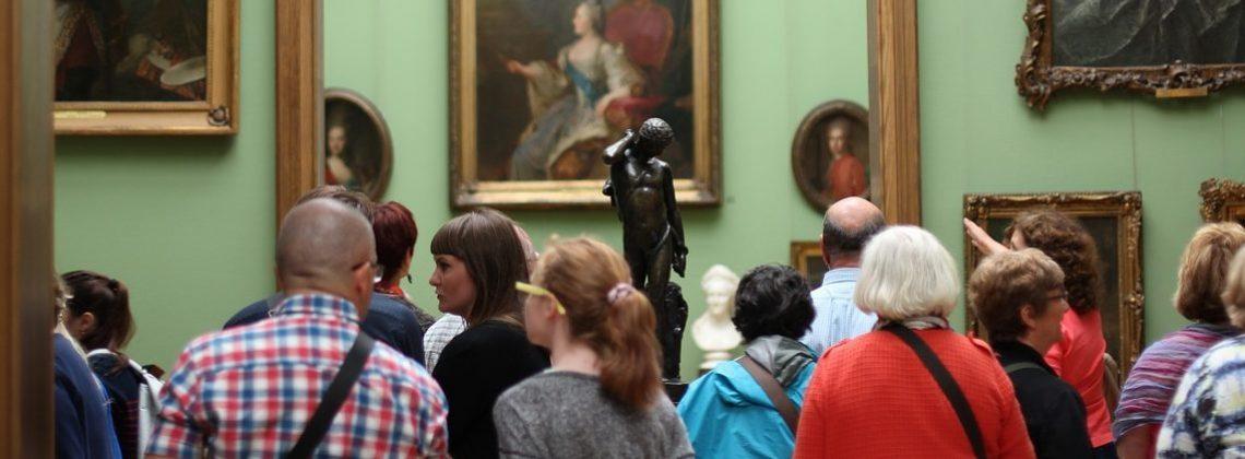 Nie możesz spać w nocy? Zajrzyj do muzeum i odwiedź galerię! ;)
