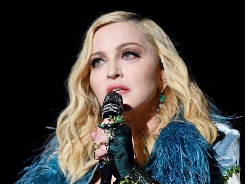 Madonna wystąpi na Eurowizji