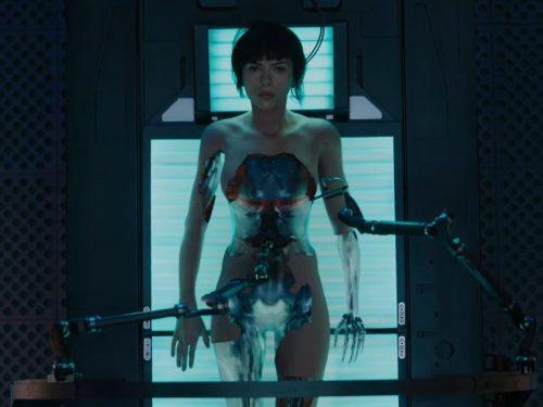 Scarlett Johansson w świetnym zwiastunie Ghost in the Shell