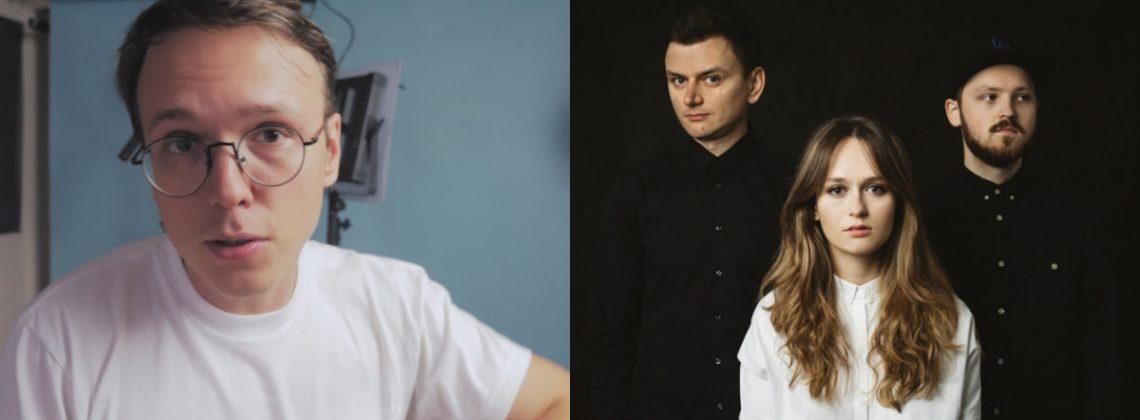 Krzysztof Gonciarz jako muzyczny selekcjoner w Niebie