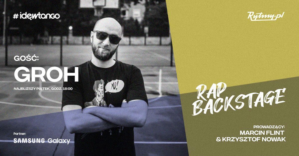 Groh o rosnących cenach płyt w najnowszym odcinku Rap Backstage