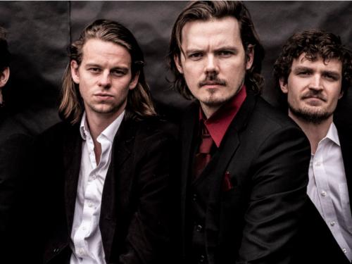 Kanadyjski zespół Half Moon Run wraca do Polski na dwa koncerty
