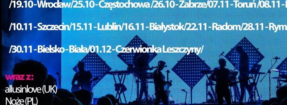 Happysad +18 Tour / Szczecin