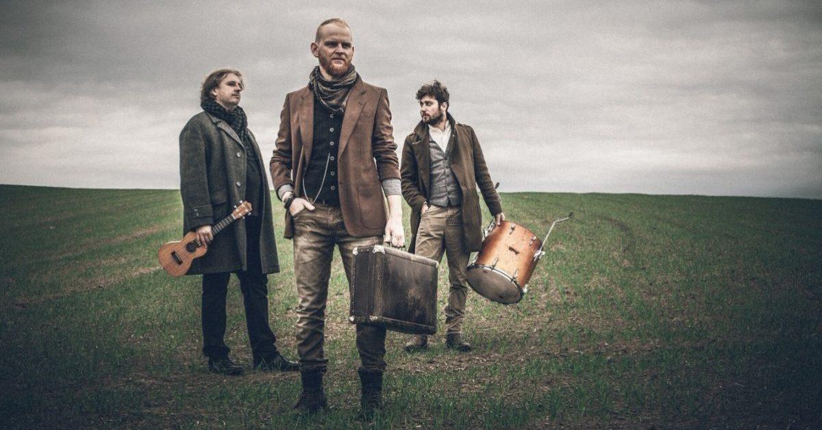 Henry David's Gun -utalentowane trio zawita do Krakowa