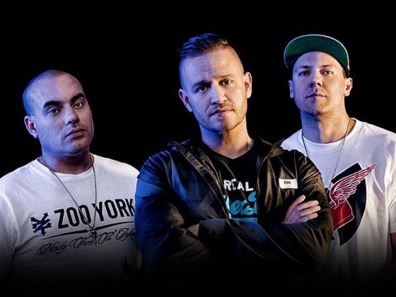 Australijskie rapsy na żywo w Polsce! Hilltop Hoods zagrają w Warszawie.
