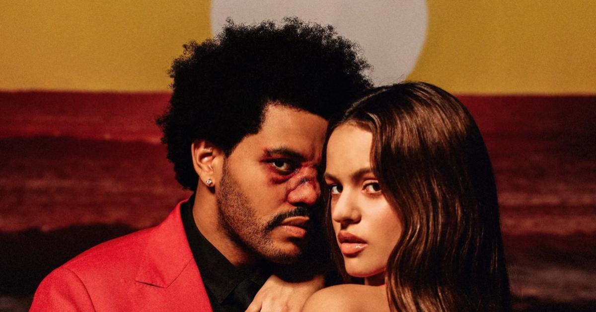 """""""Blinding Lights"""" w wersji latino? The Weeknd łączy siły z ROSALÍA"""