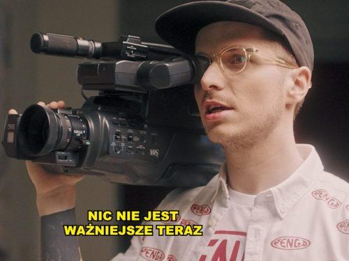 """Holak nagrał utwór we współpracy z Coca-Colą. Posłuchaj singla """"Zgoda"""""""