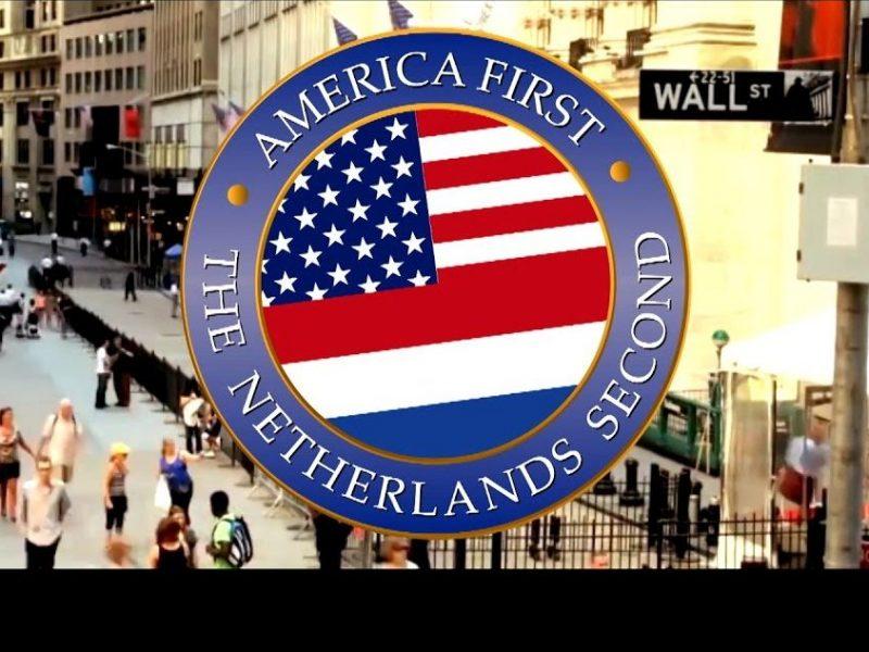 Ameryka pierwsza, Holandia druga! Holendrzy śmieją się z Trumpa, kolejne kraje dołączają