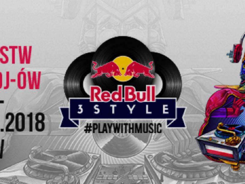 Najlepsi DJ'e świata zjeżdżają do Krakowa! Finał Red Bull 3 Style? Ta impreza doda Ci skrzydeł.
