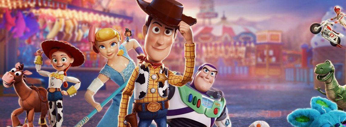 Organek i Stanisław Soyka zaśpiewali w bajce Toy Story 4
