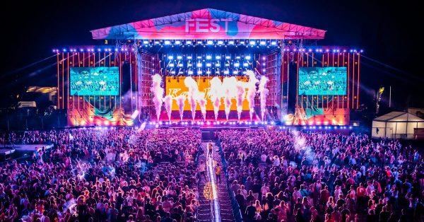 AURORA, Slowthai, Pezet, Sanah i inni dołączają do line-upu FEST Festival 2021