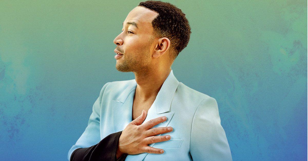 John Legend zapowiada nowy album. Premiera już latem - Rytmy.pl