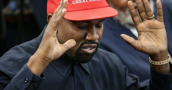 Kanye West znowu odlatuje. Właśnie ogłosił start w wyborach prezydenckich