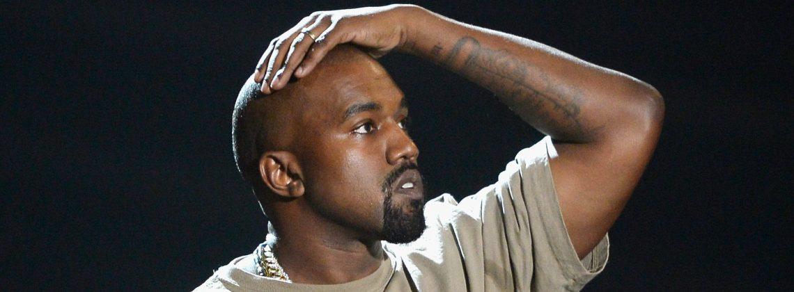 Kanye West został postrzelony w głowę!