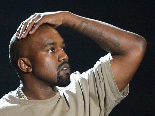 Kanye West z okazji premiery swojego nowego krążka zrobił niezłą bibkę.