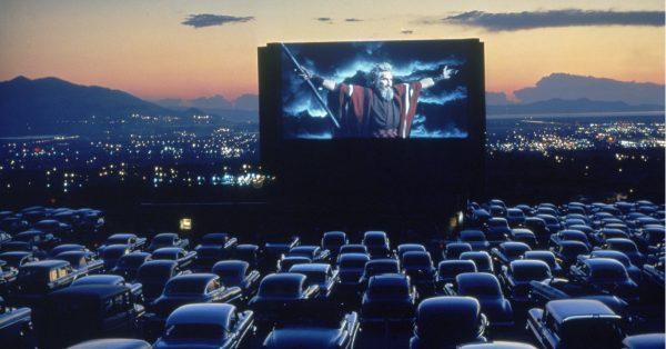 Czy kina samochodowe przyjmą się w Polsce?