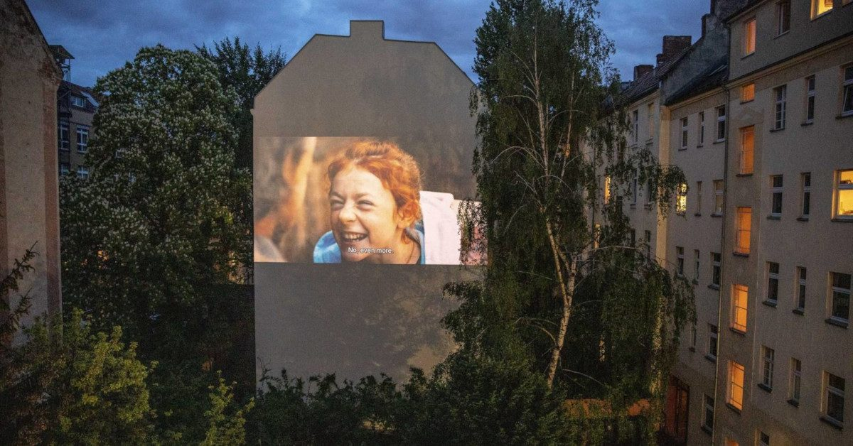 W Berlinie zorganizowano sąsiedzkie seanse filmowe
