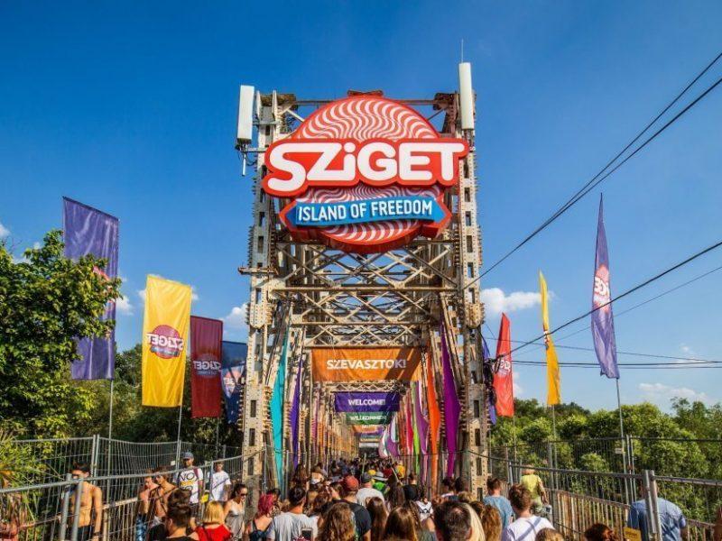 Pierwsze ogłoszenie Sziget Festival 2020 – największe gwiazdy na jednej scenie