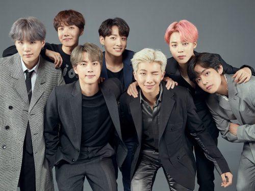 BTS ogłaszają przerwę w karierze