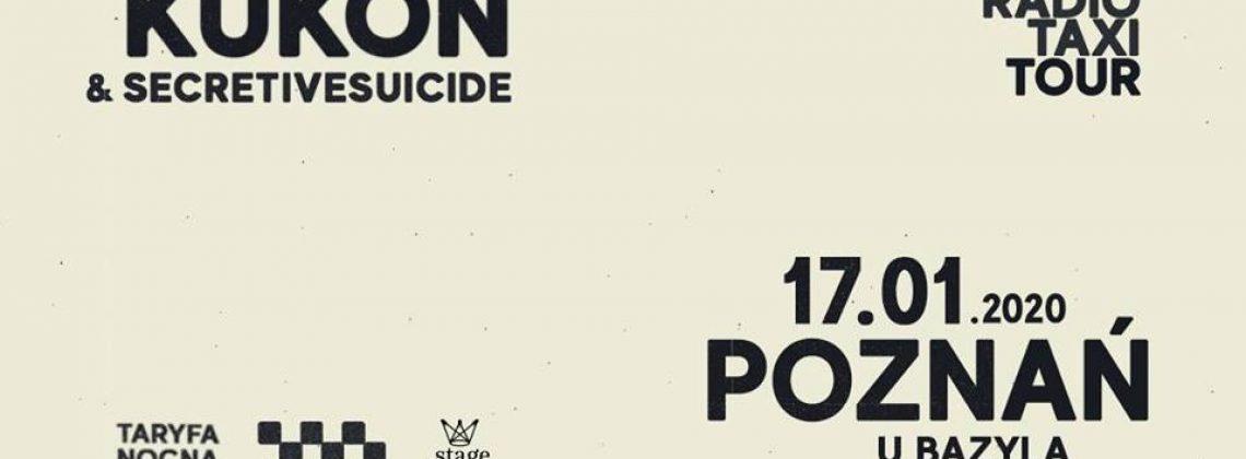 Kukon w Poznaniu | RADIO TAXI tour