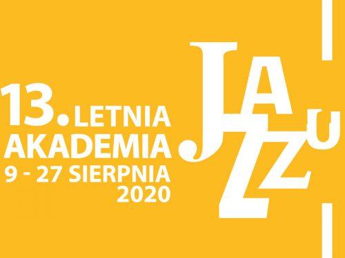 Nadchodzi 13. edycja Letniej Akademii Jazzu