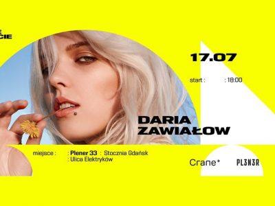 Letnie Napięcie: Daria Zawiałow