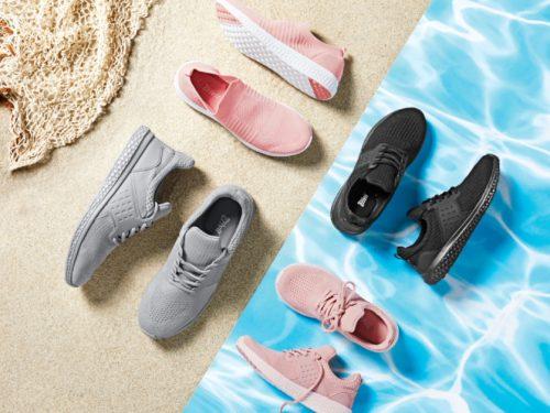 Lidl sprzedaje buty stworzone z plastiku z recyklingu