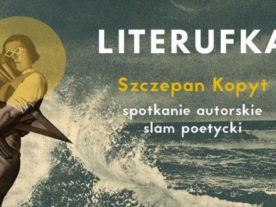 LiteruFKA // Szczepan Kopyt // Slam poetycki