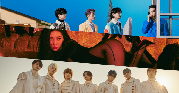 K-pop: sprawdźcie, czego słuchaliśmy w lutym 2021